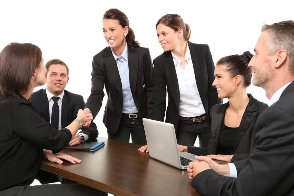 Arbeit im Consulting Praktikum
