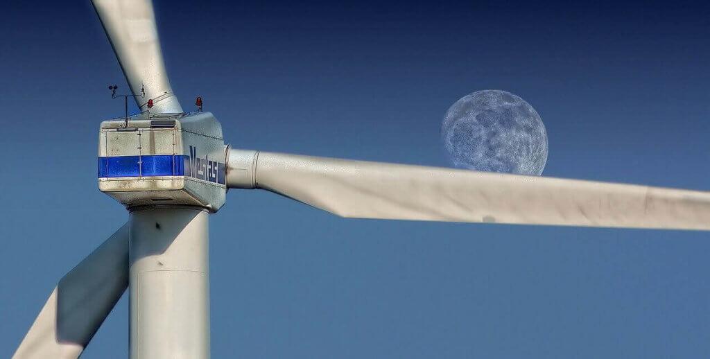 Die Windenergie stellt den größten Anteil von erneuerbaren Energien in Deutschland dar.