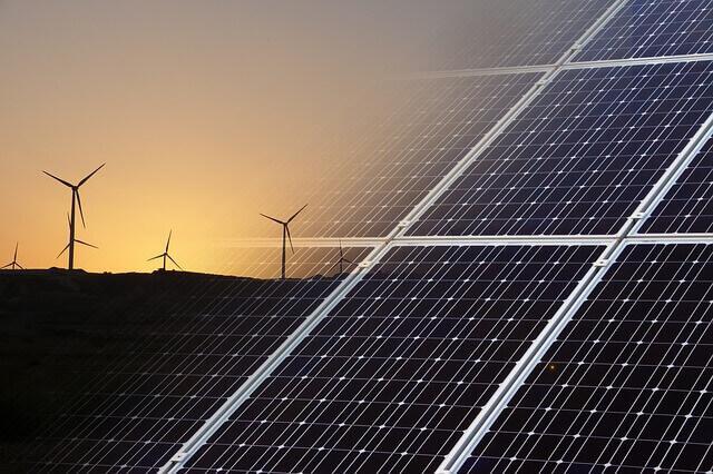 Gewerbestrom Öko aus erneuerbaren Energien