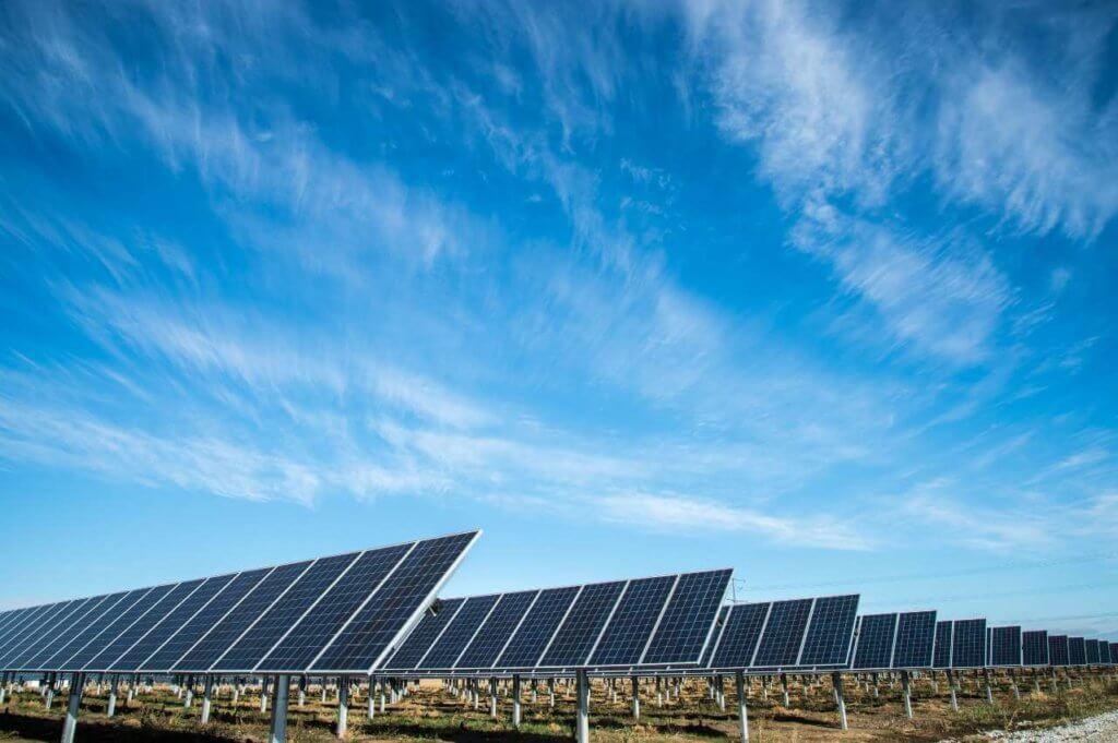 Stromanbieter Gewerbe und der Solarstromrekord