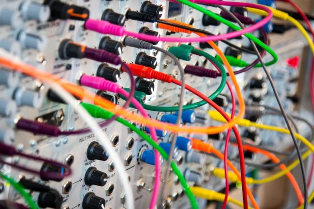 Stromzähler für registrierende Leistungsmessung