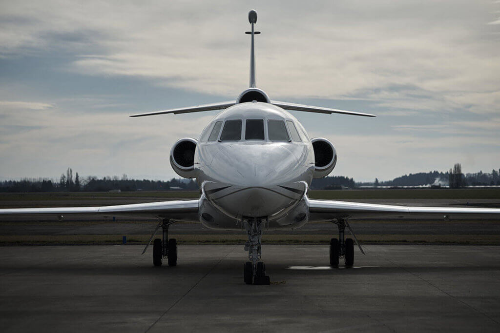 Der Business Jet ist die Mobilität der Zukunft.