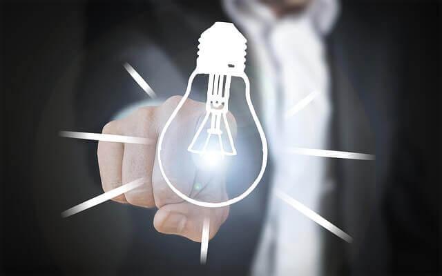 Im Unternehmensberater Job sind innovativen Ideen gefragt