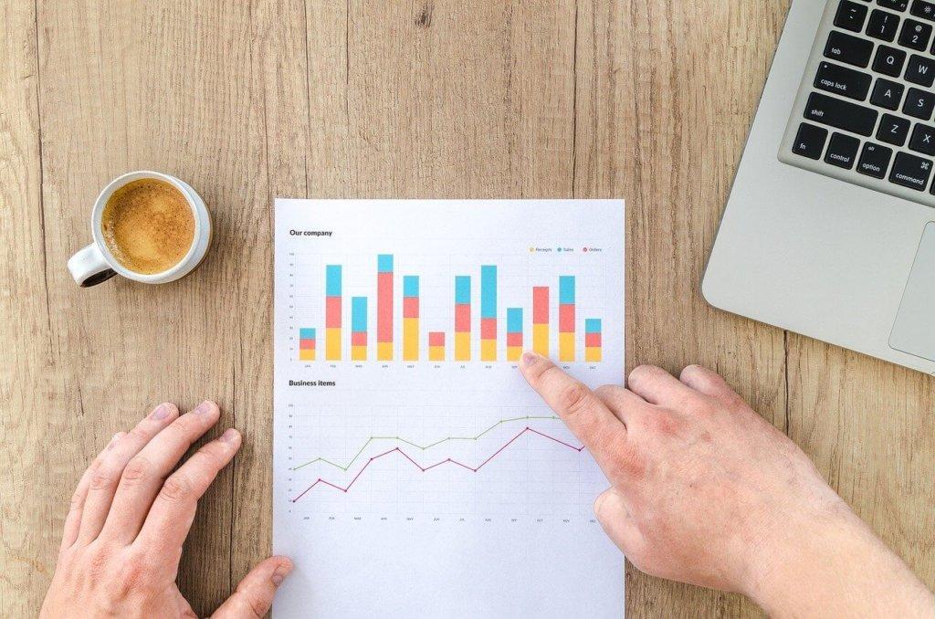 Finanzierung: Betrachtung von Kennzahlen und Charts