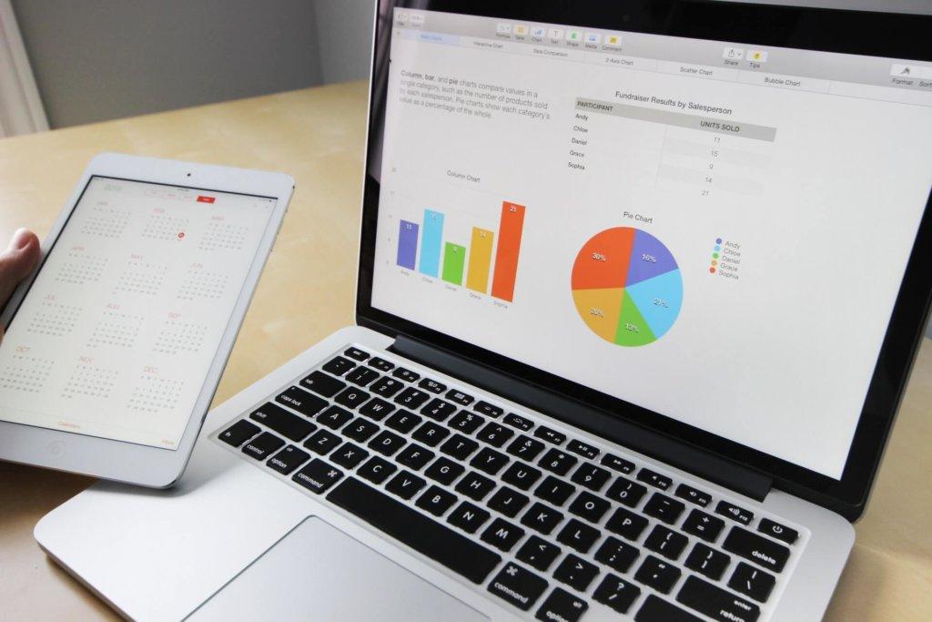 Energieportale ermöglichen die Verwaltung aller Daten und wichtiger Parameter.