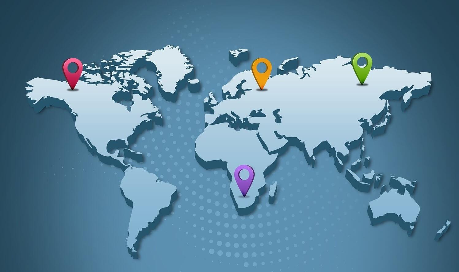 Investieren im Ausland – Erschließung neuer Märkte